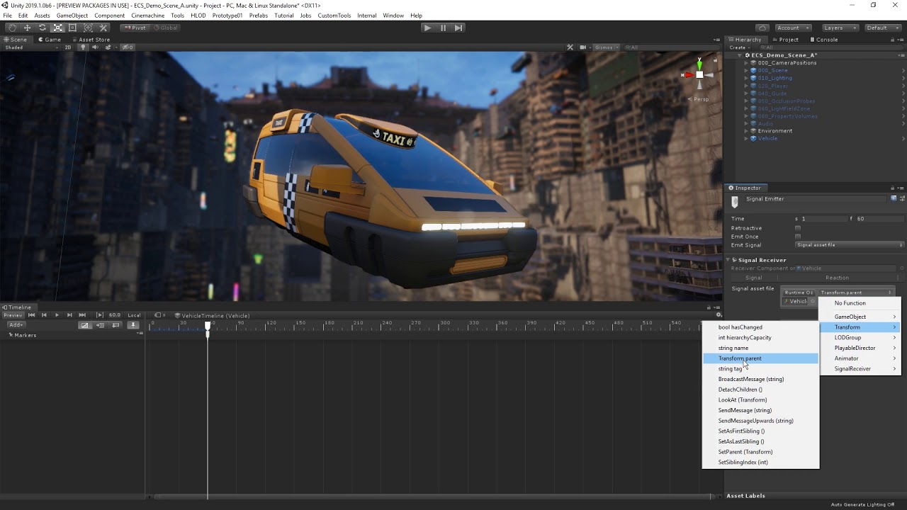 Unity 2019 is Changing Video Game Development - Innovecs - Medium