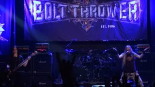 Bolt Thrower - Mercenary ( Neurotic Deathfest )