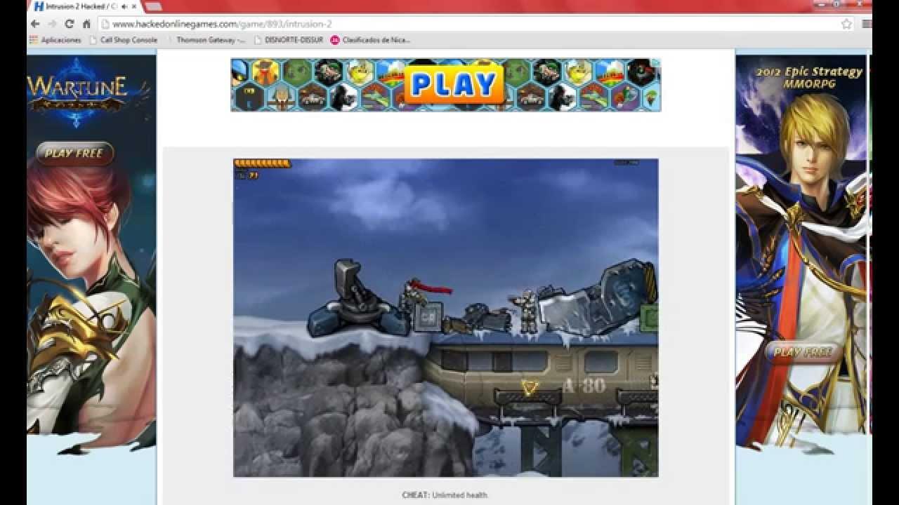 intrusion 2 full version free play