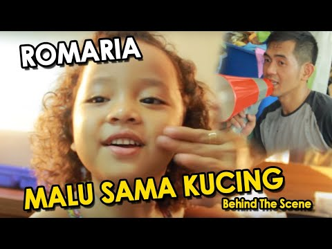 Cover Lagu Romaria - Malu Sama Kucing Behind The Scene
