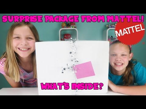Surprise Package from Mattel | What