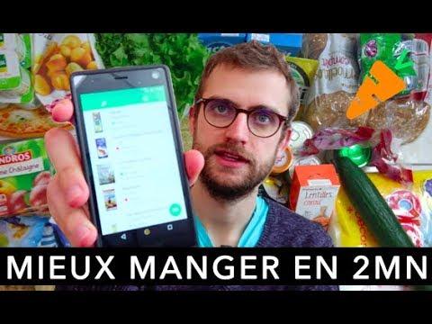 2 Millions de Français s'arrachent cette application  Yuka