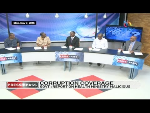 Press Pass: Media coverage of Corruption (Part  2)