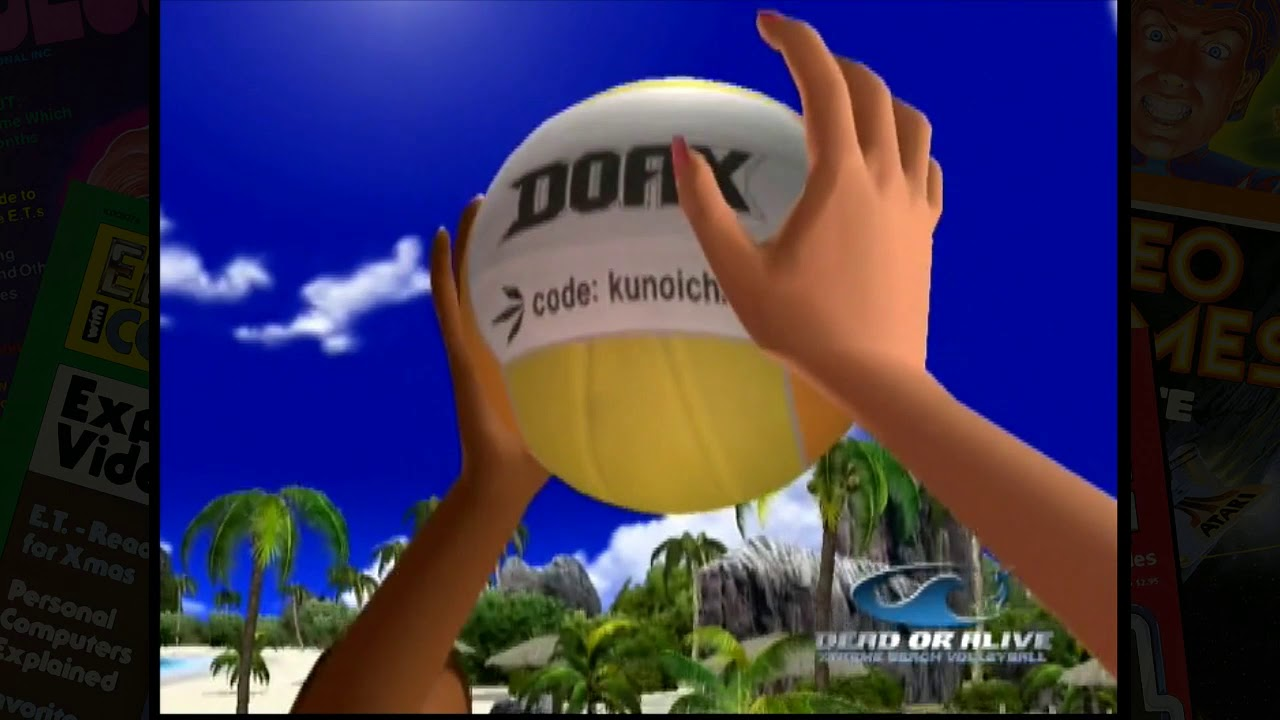 XBox - Dead or Alive Xtreme Beach Volleyball - XBOX Home