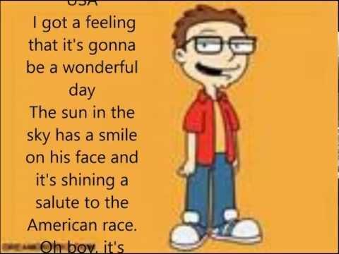 american dad theme song + lyrics