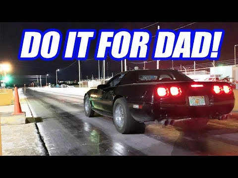 The Legend Goes Drag Racing. Its FASTEST Pass EVER!