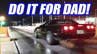 Restoring My Dads Record Setting 1987 Corvette!