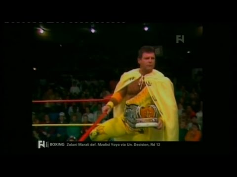 """Ultimate Classic Wrestling (S1E04): """"Jerry Lawler"""""""