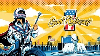 EVEL KNIEVEL - iOS Gameplay Trailer