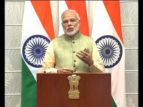 PM Modi Addressing Nation today 31.12.2016:- Full speech