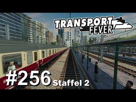 TRANSPORT FEVER S2/#256: Neue Züge für Hamburg [Let's Play][Gameplay][German][Deutsch]