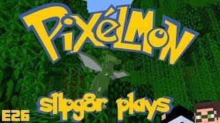 minecraft pixelmon e26 bug hunt pokemon mod