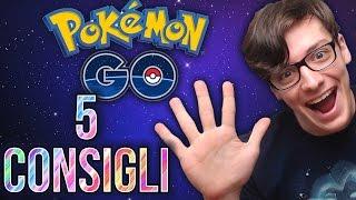 5 CONSIGLI SU POKEMON GO PER DIVENTARE VERI MAESTRI! - Pokémon Go