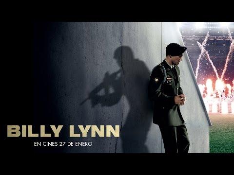 BILLY LYNN. Tráiler oficial en español HD. En cines 27 de enero.