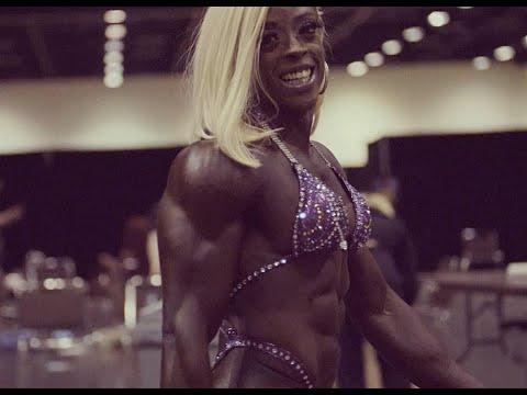 Brittany Flex Watts. A Bodybuilder's Story