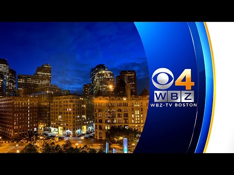 WBZ Boston Debuts New Graphics and Set - August 2016