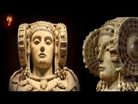 "[History Channel] ""high-Tech Ancient Queen"" Found In Spain?"