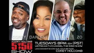 The Corey Holcomb 5150 Show - Graduation Time, The Womb, and Road Rage