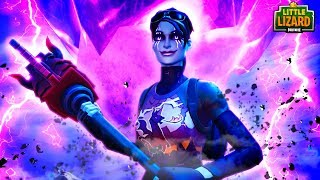 LE CUBE PARLE À DARK BOMBER!? - New SKIN SEASON 6 ' Fortnite Short Films