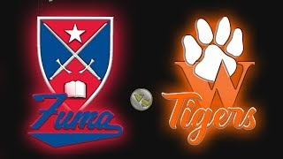 2019 VISA DIVISION 1: FORK UNION MILITARY ACADEMY (FUMA) vs WOODBERRY FOREST SCHOOL TIGERS