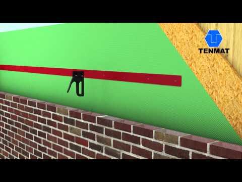 TENMAT Cavity Fire Barrier on a Roll