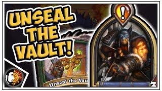 Hearthstone: Quest Hunter Is That Supa Hot FIYAH - Saviors Of Uldum