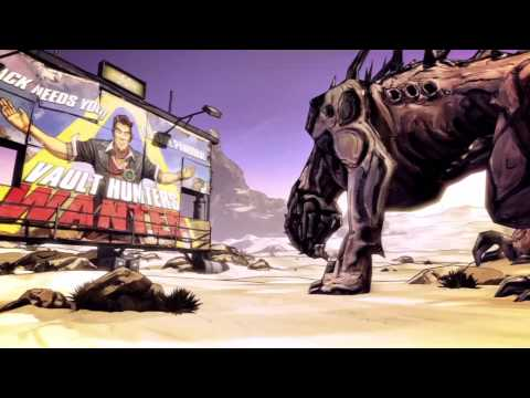 Borderlands 1+2 opening cinematics 1080p