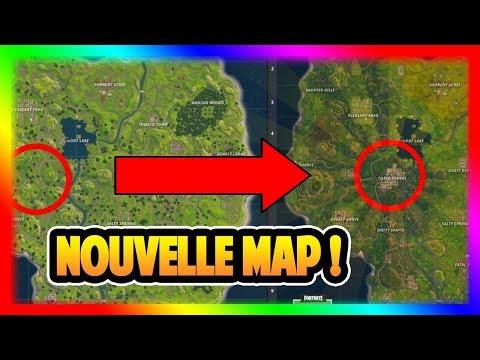 MON DERNIER LIVE AVANT LA NOUVELLE MAP SUR FORTNITE  !!
