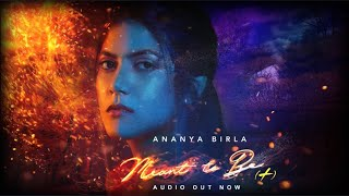 Ananya Birla - Meant To Be ( Full Song )