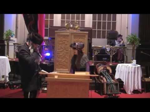Epic Rabbi Rap Battle Romemu Purim 2015