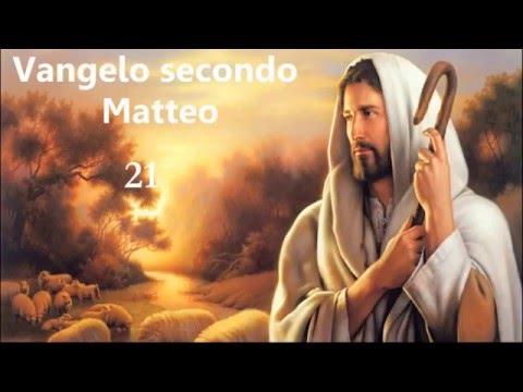 [Audio Bibbia in italiano] ✥ 1. Vangelo secondo Matteo ✥