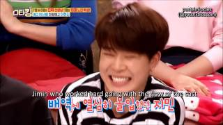 [ENG] BTS JIMIN:Don't ask me to act cute!! (Part2)