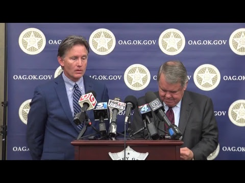 Oklahoma Attorney General Press Conference