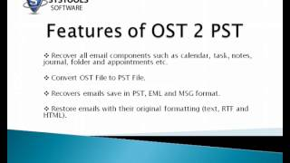 exchange ost to pst converter tool free download