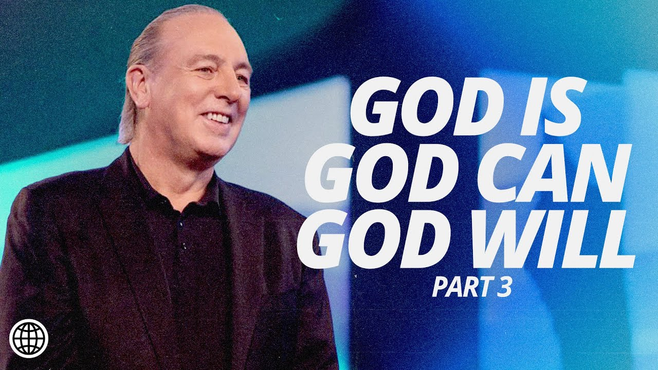 Download God IS. God CAN. God WILL. - Part 3 | Brian Houston | Hillsong Church Online