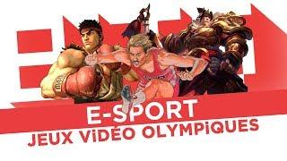E-Sport, Jeux Vidéo Olympiques - BiTS - ARTE