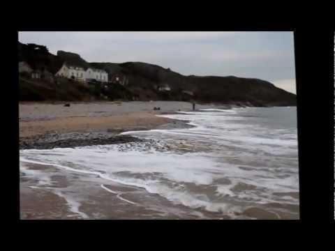 Horton Beach Gower 5 42min Plaice,flounder And Bass Feb 13