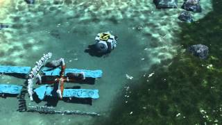 H2O2 Cross-Flow Turbine - EP 2 955 369