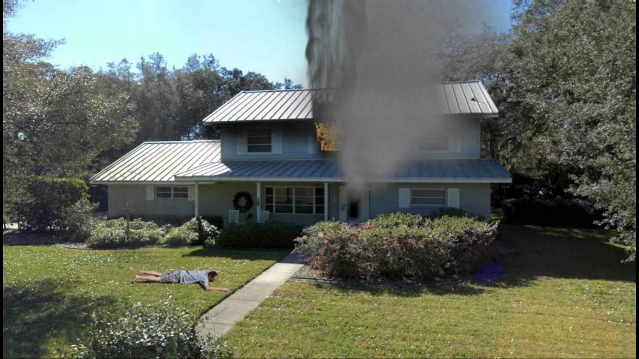 2 story single family residential fire scenario 15 feb for Residential house pictures