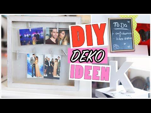 DIY PINTEREST INSPIRED ZIMMER DEKO IDEEN! l Kisu