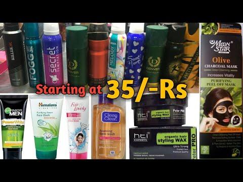 Branded Deodorant, perfume, face wash, condom wholesale market, Sadar Bazar, Delhi