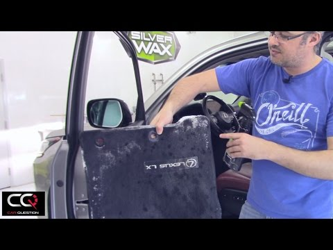 salt stain removal wax worx auto detailing doovi. Black Bedroom Furniture Sets. Home Design Ideas