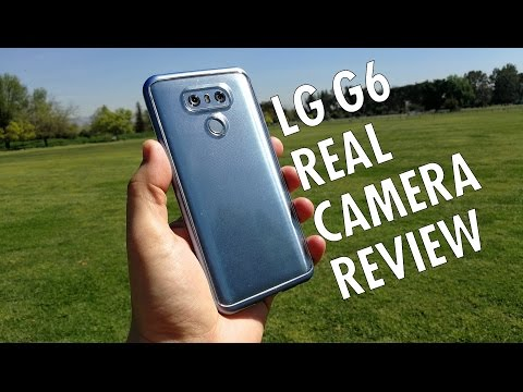 LG G6 Real Camera Review: More Flexible, More Complete