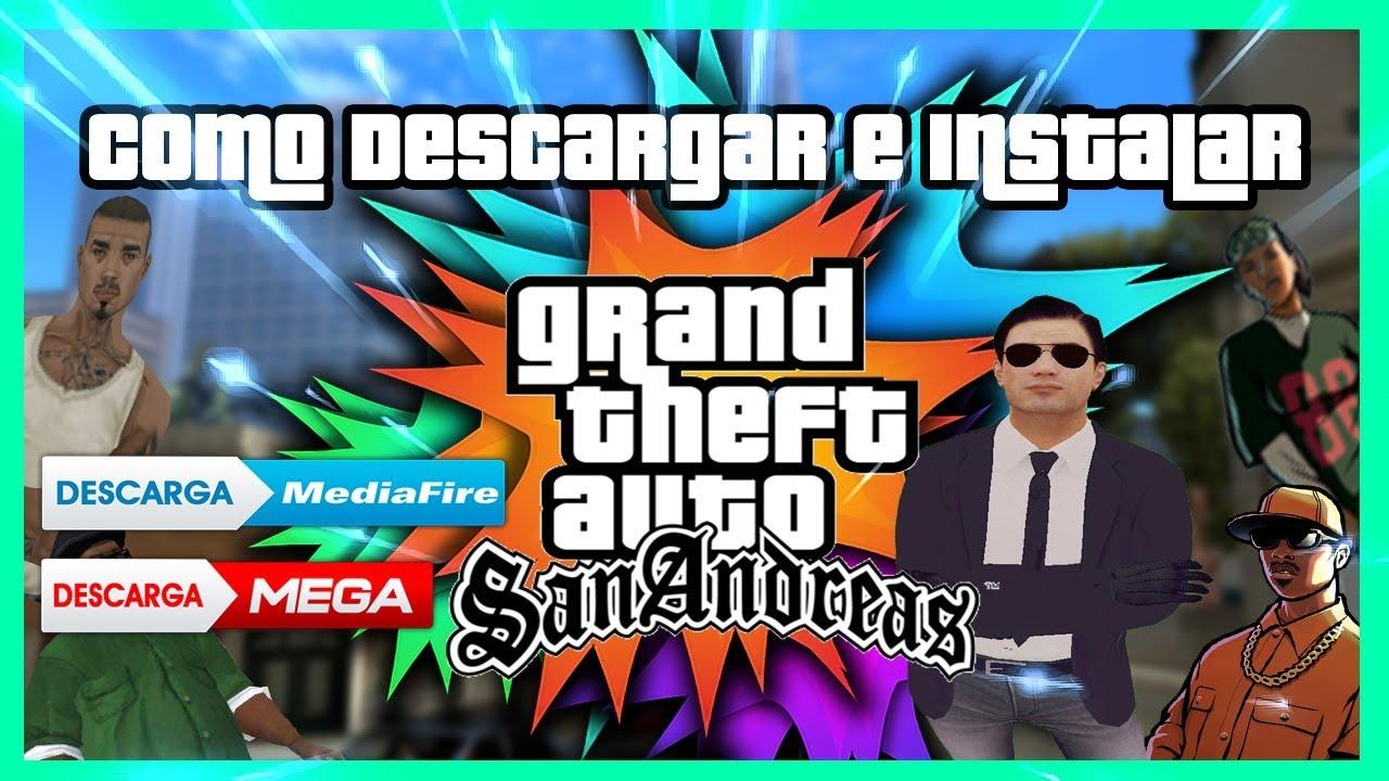 CRACK DEL JUEGO - Todo Para Tu GTA San Andreas