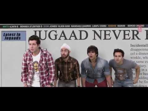 Karle Jugaad Karle Video Song Fukrey Movie   Pulkit Samrat, Manjot Singh, Ali Fazal, Varun Sharma