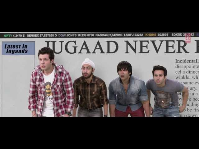 Karle Jugaad Karle Video Song Fukrey Movie | Pulkit Samrat, Manjot Singh, Ali Fazal, Varun Sharma Travel Video