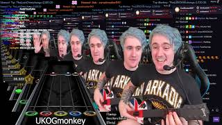 Funny Clone Hero Streamer Twitch Clips Compilation