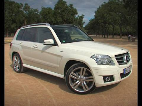 Essai Mercedes Glk 2009 Youtube