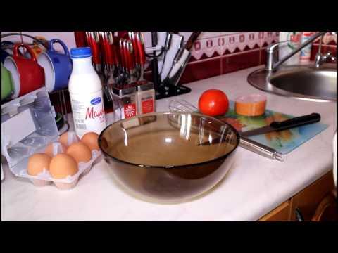 Яичница и омлет из