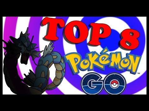 8 NEJSILNĚJŠÍCH POKÉMONŮ! - Pokémon GO